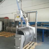 GMN Techmet- Pneumatyczny Boks Głuszenia Trzody z Urządzeniem Głuszącym 3-elektrodowym